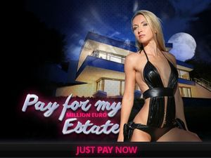 Pay for my 1 Mio. Estate!
