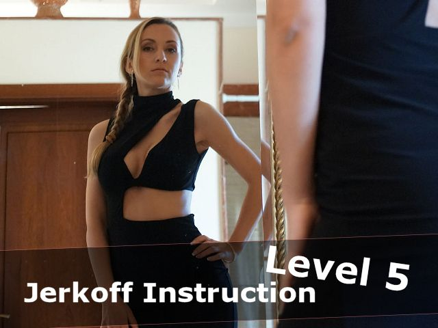 Jerkoff Instruction Level 5