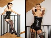Dominatrix determined about your life